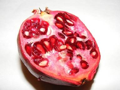 anti-aging pomegranate